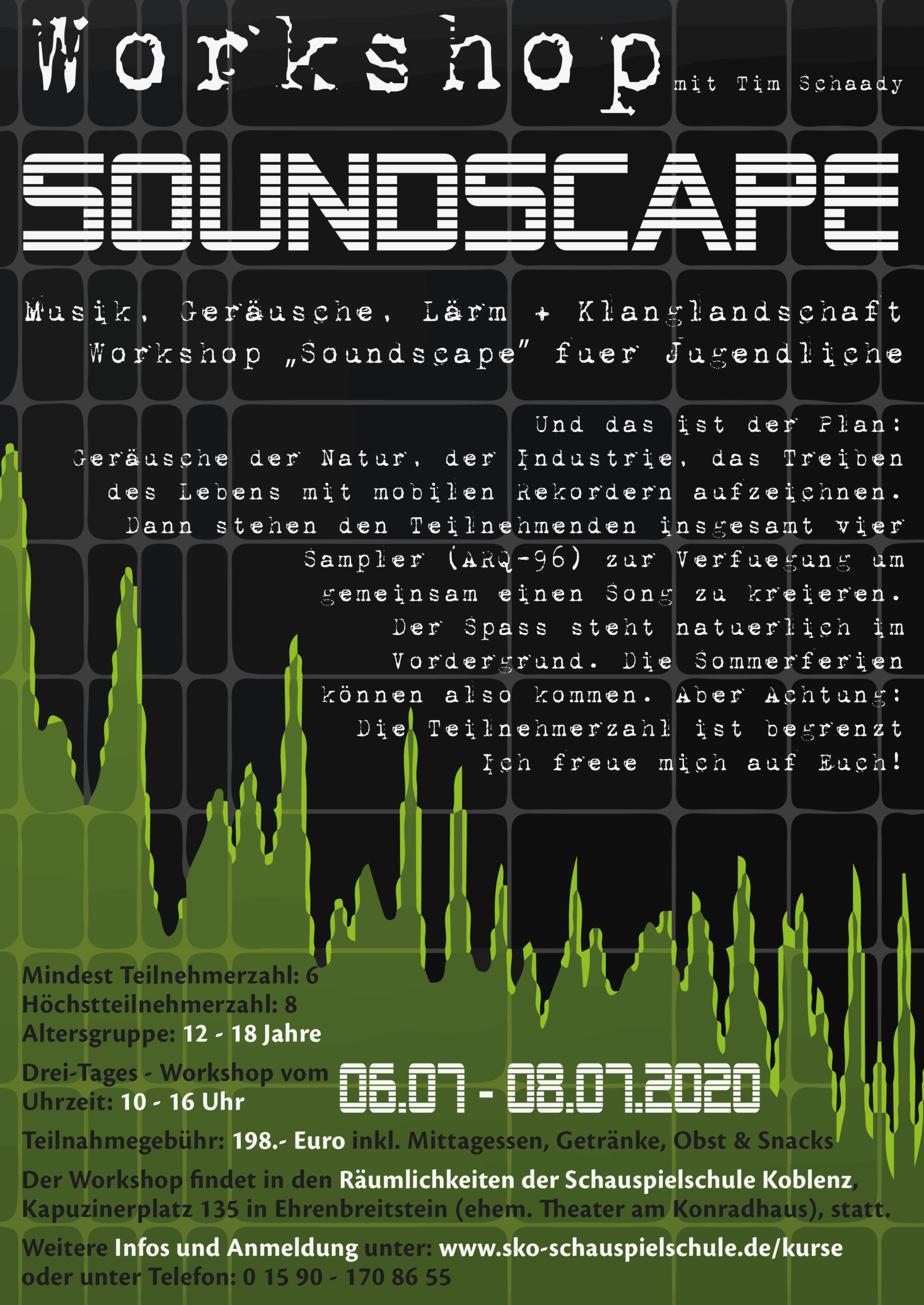 Soundscape Flyer 072020